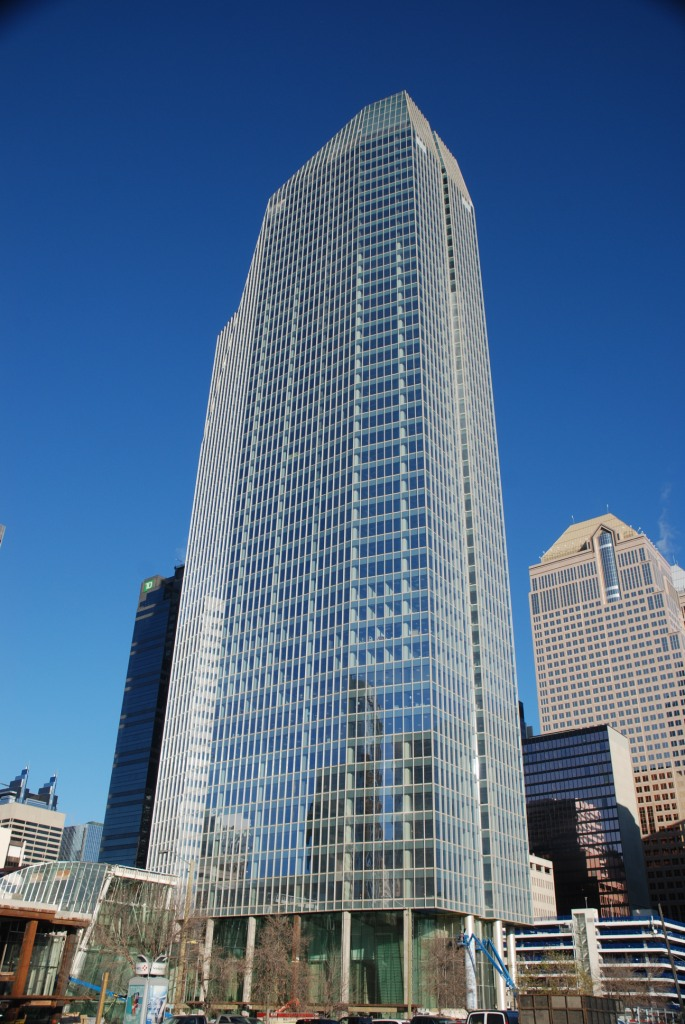 Eighth Avenue Place East Tower, Calgary AB Completed June 2011