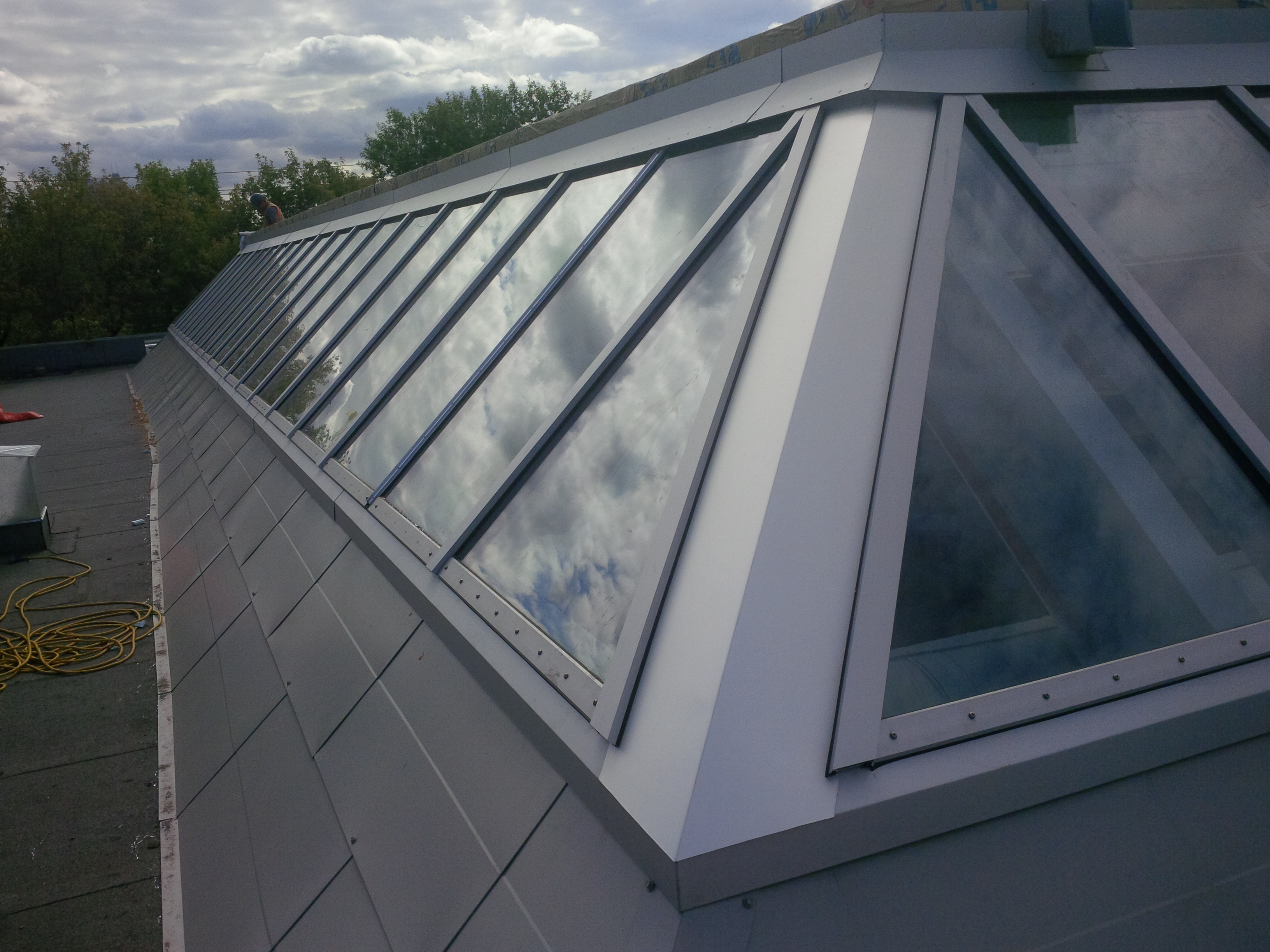 Inner City High School Skylight Replacements